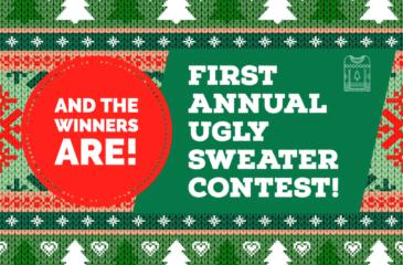 Ugly Sweater Winners
