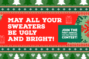 Ugly Sweater Contest
