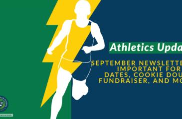 Athletics Sept Newsletter